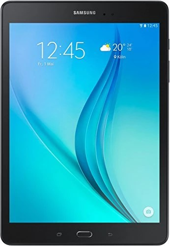 Samsung Galaxy Tab A Tablette tactile 9,7″ Noir (16 Go, Android, 1 Port USB 2.0, Wi-Fi, 1 Prise jack) IMPORT ALLEMAGNE