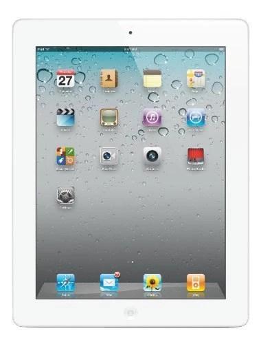 Apple iPad 2 WiFi + Cellular 64 Go Blanc (Reconditionné Certifié)