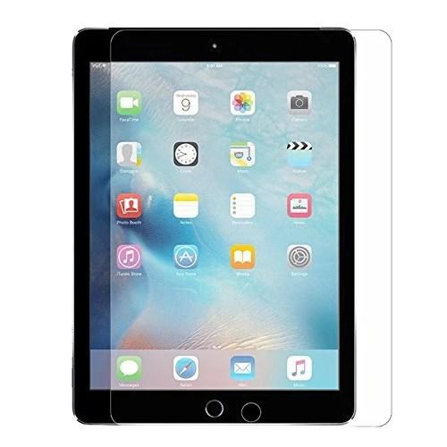 iPad 9.7 2017 / iPad Air 2 / iPad Pro 9.7 / iPad Air Protection écran Kapoo Verre Trempé iPad Air 9H 0.3mm pour iPad
