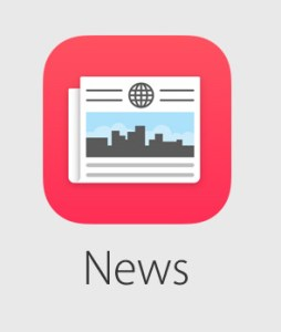 Apple launches News app – and we're on it