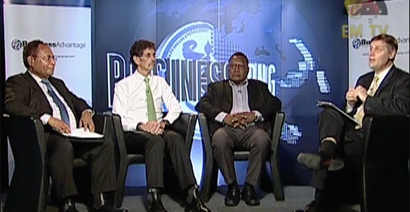 Business Advantage Boardroom panelists