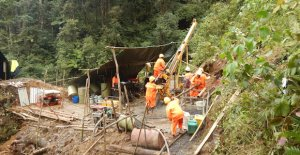 Junior miners continue to explore in Papua New Guinea, despite difficult market