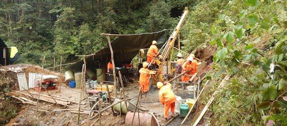 Junior miners continue to explore in Papua New Guinea, despite difficult market
