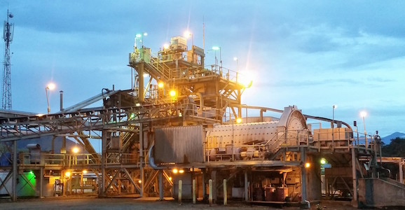 Kainantu Mine operations Source: K92