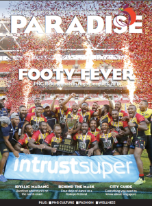 Papua New Guinea's most-read magazine:ParadiseNovember/December edition out now