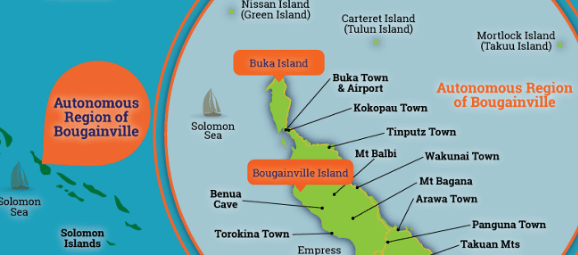 Perth exploration company Kalia Ltd wins first gold and copper exploration licence under new Bougainville Mining Act