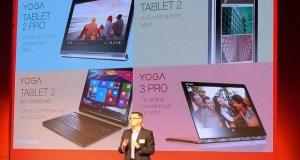 Lansarea Lenovo Yoga 2014