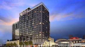 East West digs in on Union Station condo tower; $95M in work permitted