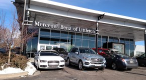 Littleton dealership sues Mercedes over increased competition