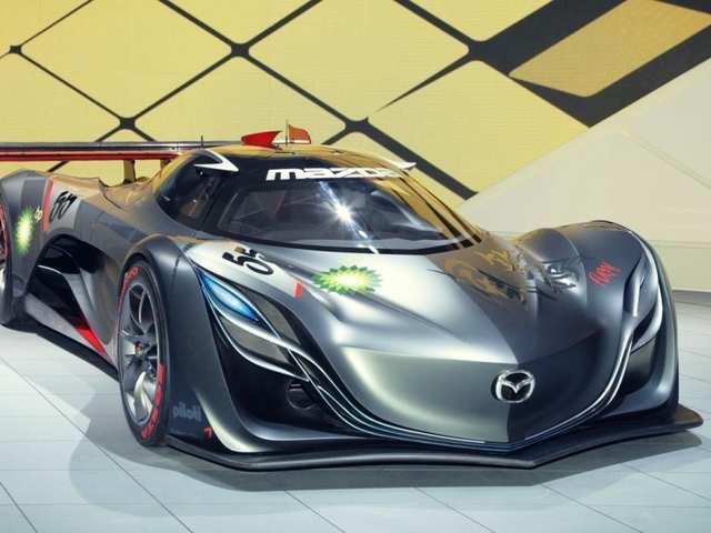 Mazda Furai Concept Gsiders