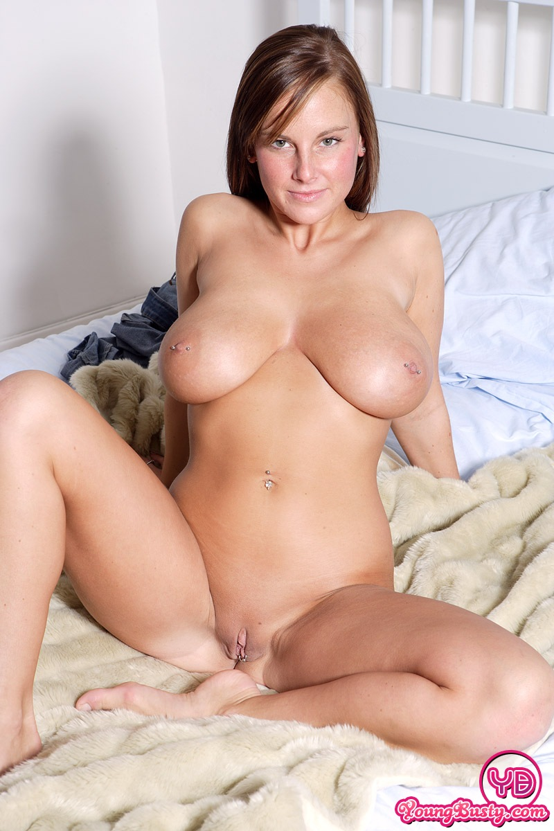 large natural tits amateur wife