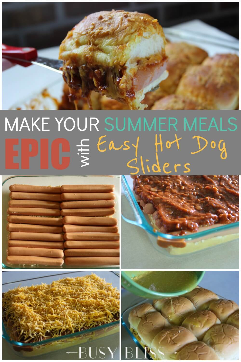 Simple Potatoes Baked Hot Dogs Chili Cheese Hot Dog Summer A Twist On Make Your Summer Meals Epic Foil Easy Hot Dog Sliders Busy Bliss Baked Hot Dogs nice food Baked Hot Dogs