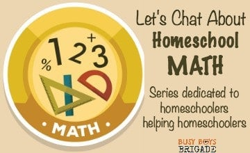 Let's Chat About Homeschool Math