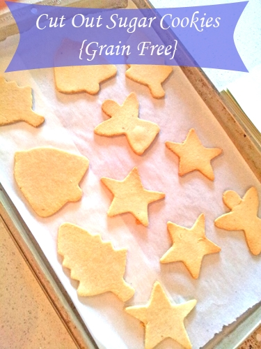 Grain Free Cut Out Sugar Cookies_F
