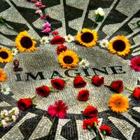 """Susanna Ceccardi e la canzone """"Imagine"""" di John Lennon"""