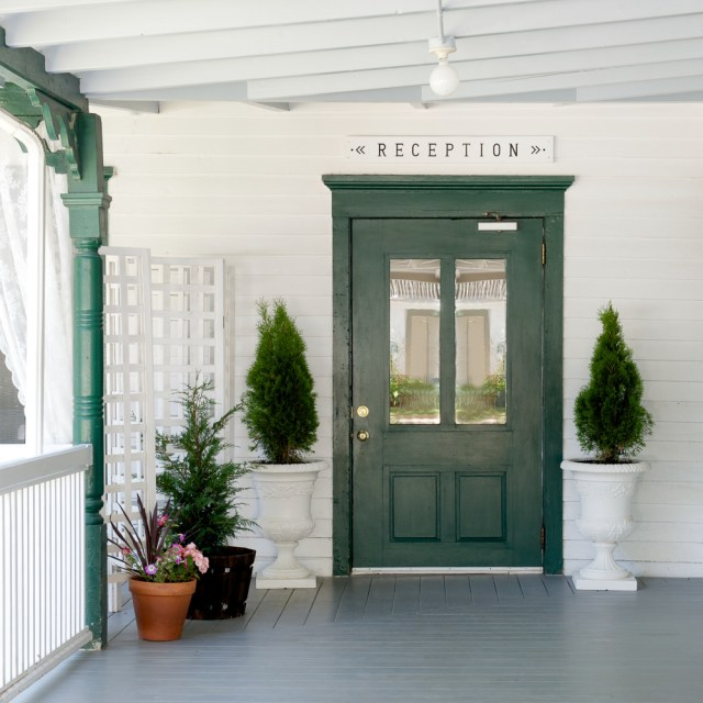 Chequit Reception
