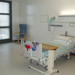Iodine Treatment Suite: Interior