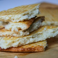 broyé (salted butter table cookie)