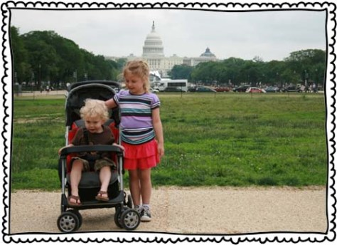 May 2010. We went to Washington DC.