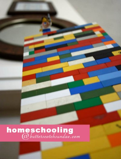 Homeschooling at ButterscotchSundae.com