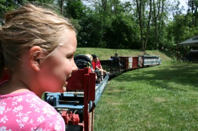 Junction Valley Railroad in Bridgeport MI