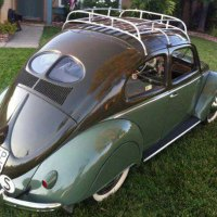 1950 Bug Split Window Deluxe