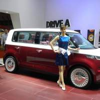 2014 Volkswagen Microbus Come Outs