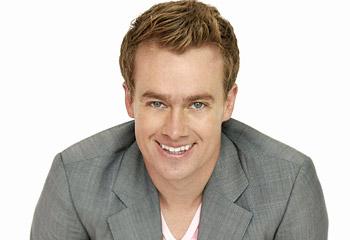 New Aussie Feud host Grant Denyer (Ten Network)
