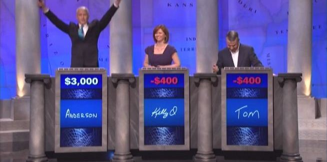 Anderson Cooper's Probably Going To Be The Next Host of Jeopardy