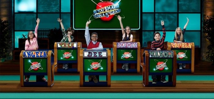 Review: Are You Smarter Than A 5th Grader (2015)