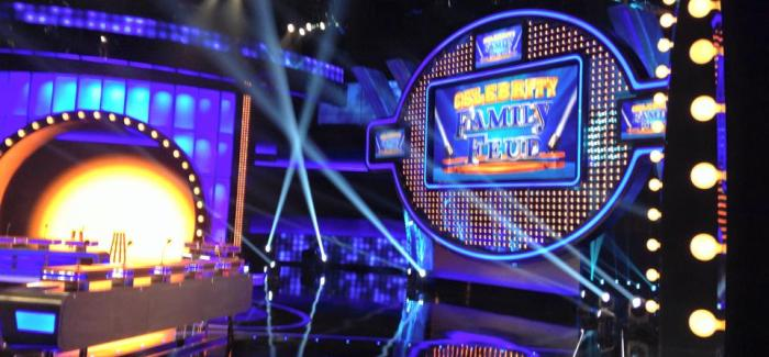 All-Star Families Compete for Charity on Celebrity Family Feud