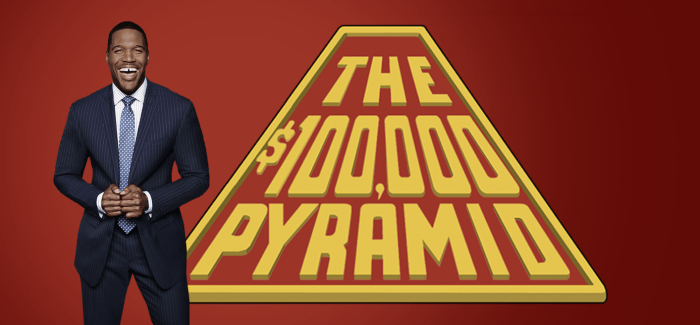 ABC's $100,000 Pyramid with Michael Strahan Now Casting