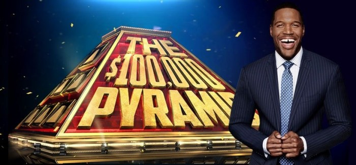 New Info About ABC's $100,000 Pyramid Format