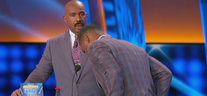 Watch: Amari Cooper and Tyrann Mathieu Have Buzzer Problems on Celebrity Family Feud