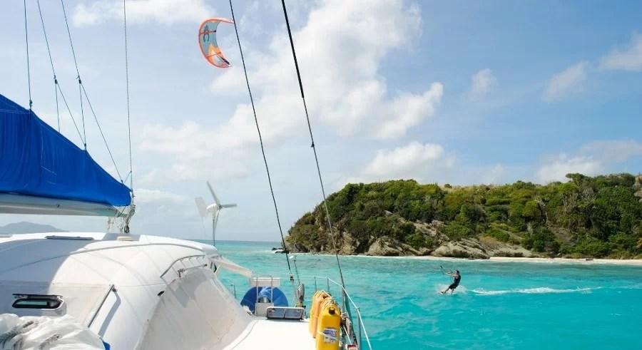 Baraka kiteboarding