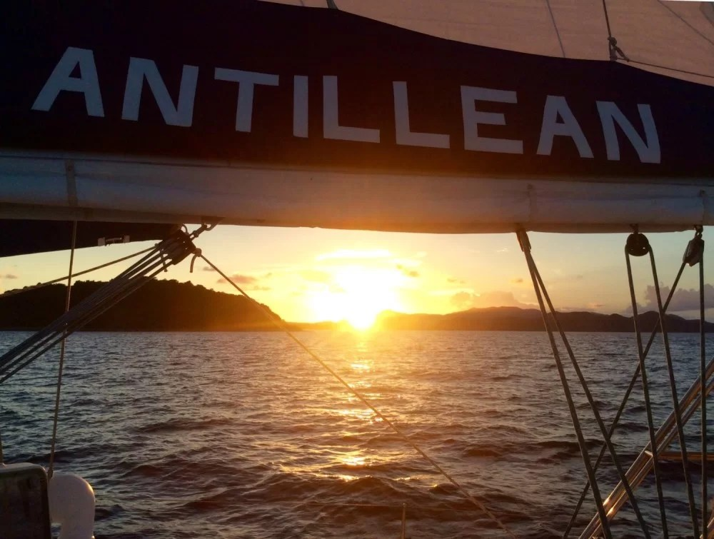 Virgin Islands Yacht Charter ANTILLEAN