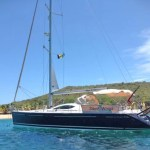"""Sailing yacht charter """"Silent Wings"""""""