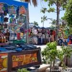 Shopping at the Marigot Market in St Martin