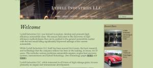 Reserch Company Website Design