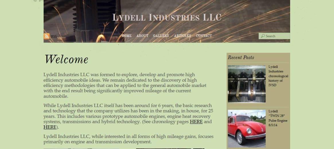 Lydell Industries LLC