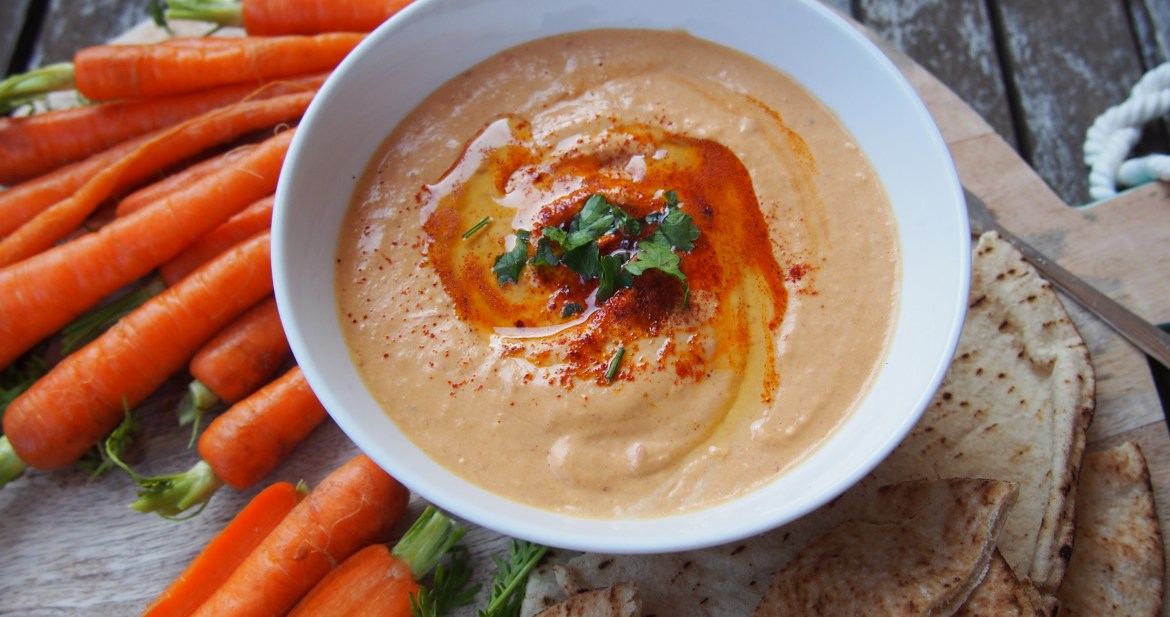 Chipotle Hummus, Healthy dip, The Rosedog Blog, www.therosedogblog.me