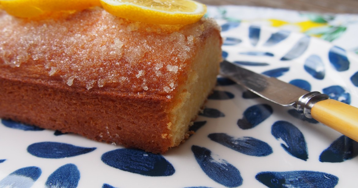 Lemon Drizzle Cake, Family Recipe, The Rosedog Blog, www.therosedogblog.me