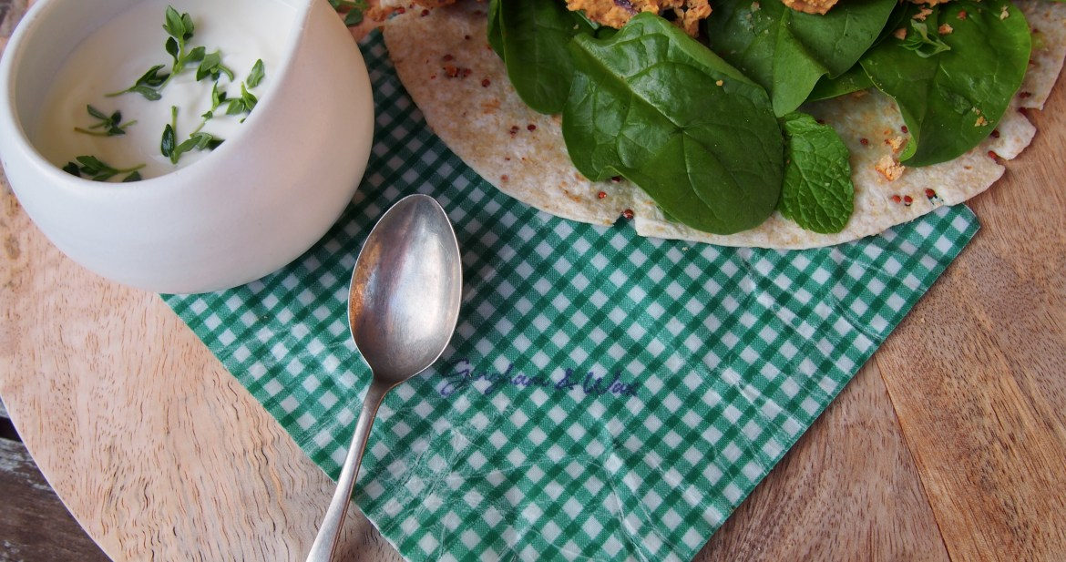 Homemade Falafel Wraps, Simple Vegan Dish, The Rosedog Blog, Recipe over on www.therosedogblog.me
