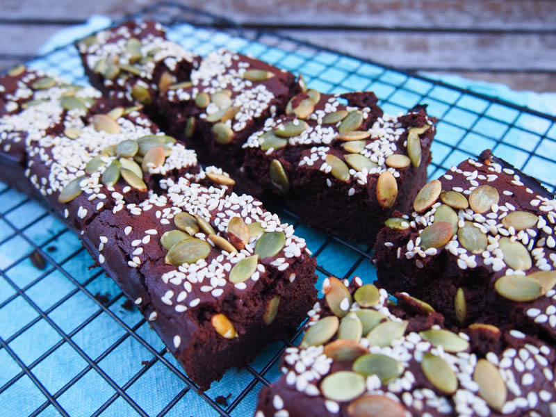 Flourless Gluten Free Brownies, Gluten Free Simple Desserts, The Rosedog Blog, Recipes By Rosie