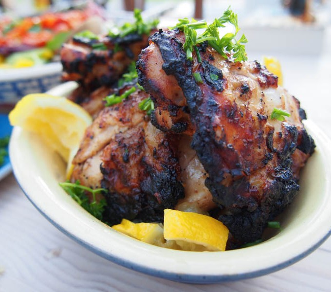 BBQ's Chicken with chipotle & yoghurt marinade, simple weekend feasts, recipes By Rosie, www.therosedogblog.me