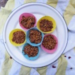 Choccie Buckwheat Crackles, Health Sweet Treats, Recipes By Rosie, www.by-rosie.com