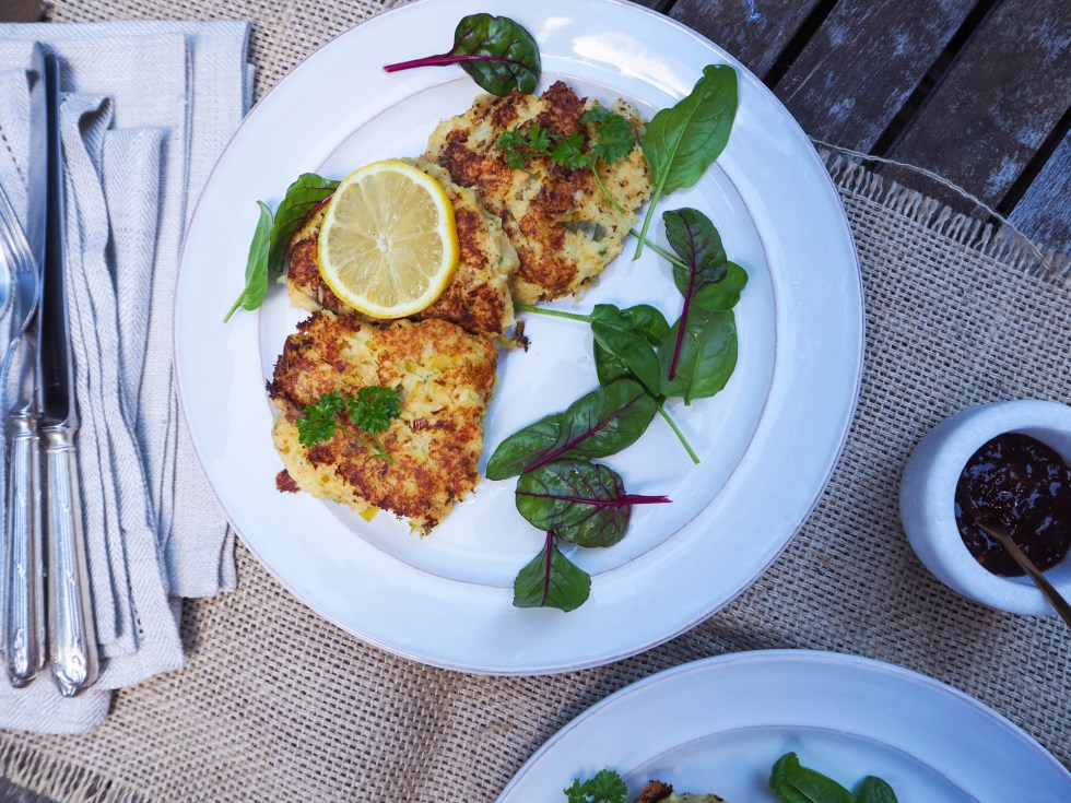 Salmon Fishcakes, Simple & Cheap Recipes, www.by-rosie.com