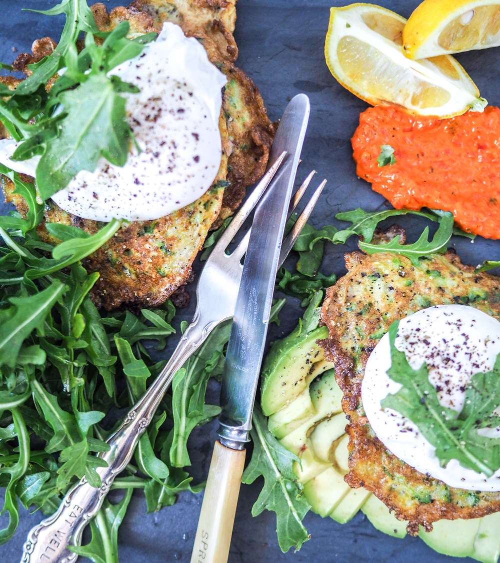 Zucchini Fritters, Recipes By Rosie, www.by-rosie.com