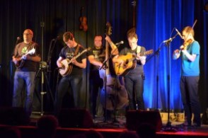 Foto van het Low Country Bluegrass Festival anno 2014
