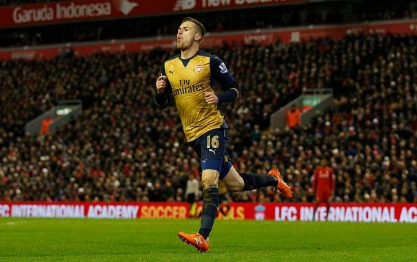 "Ramsey Warns Foxes: ""We're Ready to Put Breaks on Leicester City's Season"", Koscielny and Bellerin Urges Team-mates"